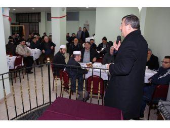 Başkan Karabacak'tan Referandum Mesaisi