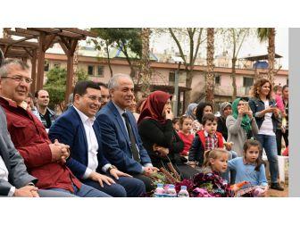 Kepez'de Çocuk Şenliği Var