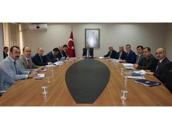 Köydes Tahsisat Komisyonu Toplandı