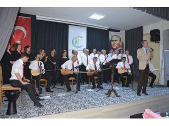 Odunpazarı Halk Eğitim Merkezi Türk Halk Müziği Korosuna Yoğun İlgi