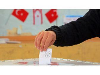 Kktc'deki Seçmenler Referandum İçin 5-9 Nisan'da Sandık Başına Gidecek