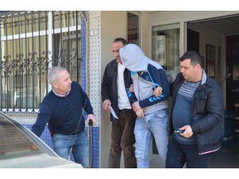 Boya Hırsızlığı Zanlısı Polisten Kaçamadı