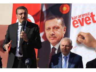 Gümrük Ve Ticaret Bakanı Bülent Tüfenkci: