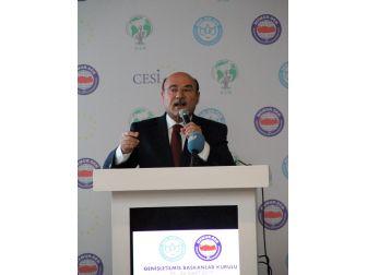 Bem-bir-sen Genişletilmiş Başkanlar Kurulu Toplantısı Alanya'da Yapıldı