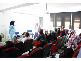 Beyşehir'de Gebe Okulu Açıldı