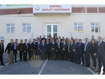 Kapaklı Devlet Hastanesi Acil Servisi Hizmete Başlayacak