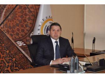 Siirt Tso Başkanı Kuzu, Siirt'in Sorunlarını Üç Ana Başlık Altına Aldı
