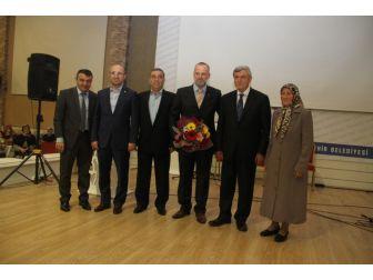 Başkan Karaosmanoğlu, Yaşlılarla Bir Araya Geldi