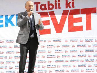Bakan Çavuşoğlu'ndan Turizm Fakültesine Kadro Ve Bölüm Müjdesi