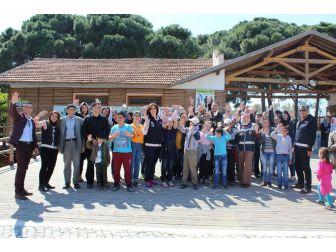 İzmir'deki Çocuk Şube Müdürlüğünden Örnek Proje