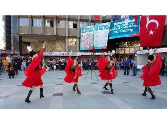 Nazilli'de Festival Coşkusu Başladı