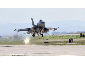 Tsk: Irak'ın Kuzeyinde 16 Hedef İmha Edildi