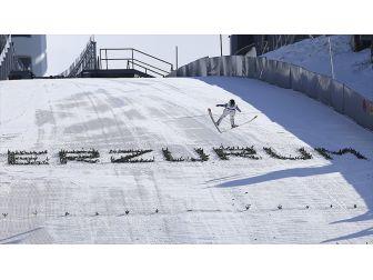 Anadolu'nun Zirvesi 25. Kış Olimpiyatları'na Talip