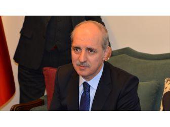 Başbakan Yardımcısı Kurtulmuş: Elektronik Yasak Ticaret Endişesiyle Alınmış Bir Karar