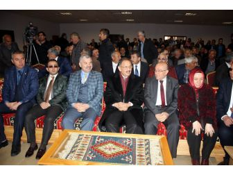 Bakan Özhaseki Sarız Ve Pınarbaşı İlçelerini Ziyaret Etti