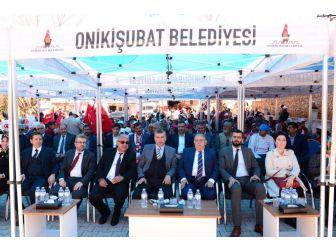 Onikişubat Belediyesi'nden Vatandaşa 3 Milyon 500 Bin Tl'lik Hizmet