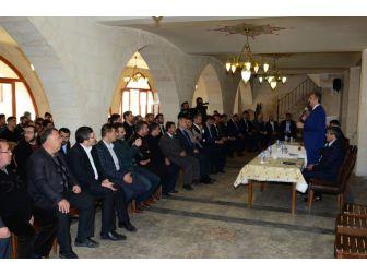 Ak Parti Genel Sekreteri Gaziantep Milletvekili Abdulhamit Gül: