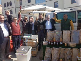 Milletvekili Filiz Referandum Öncesinde Ilgaz'ı Ziyaret Etti