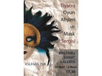 Karşıyaka, Dünya Tiyatro Günü'nü Sergiyle Selamlıyor
