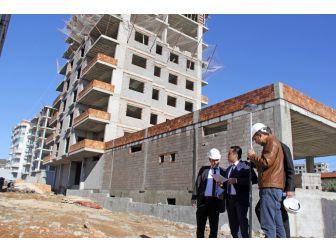 Kozan'da İnşaat Denetimleri Sıklaştırıldı