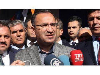 Adalet Bakanı Bekir Bozdağ: Türkiye, Birçok Terör Örgütüyle Mücadele Eden Tek Ülke