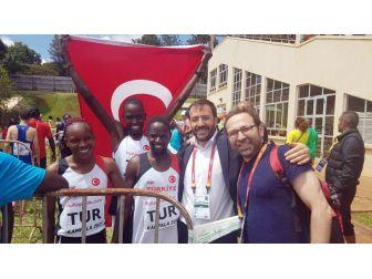 Dünya Kros'ta Türkiye'nin İlk Madalyası