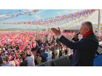 Başbakan Yıldırım: Türkiye'nin Atılımları Bazılarını Daha Çok Rahatsız Edecek
