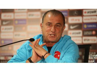 Türkiye Futbol Direktörü Terim: Haziranda İki Numaraya Geleceğiz