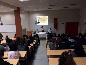 Nazilli Meslek Yüksekokulu Kariyer Günlerinin İlkini Gerçekleşti