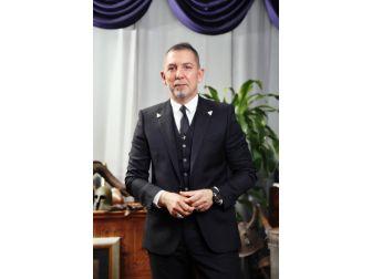 """""""Uluslararası Diplomatlar Birliği"""" Kuzey Kıbrıs Başkanlğına Serhat Akpınar Atandı"""