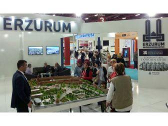 Antalya Cıty Expo'da Erzurum Rüzgârı Esti