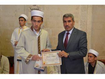 Mardin'de 'Hutbe Okuma' Yarışması Düzenlendi