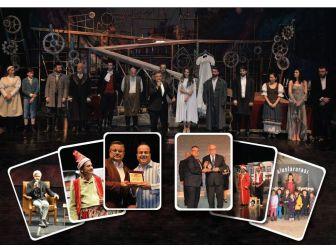 Başkan Yağcı'dan Dünya Tiyatro Günü Mesajı
