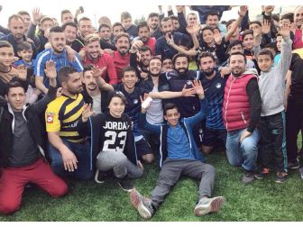 Şampiyon Yeni Altındağ Belediyespor