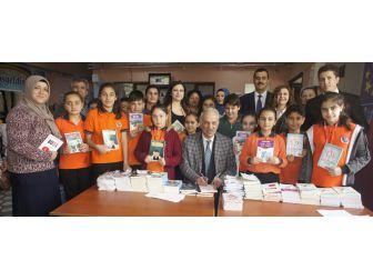 Kütüphaneler Haftası Alaşehir'de Kutlandı