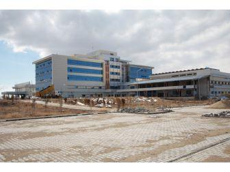 Erciş'te 212 Yataklı Devlet Hastanesinin Yapımı