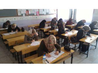 Malatya'da Ufka Yolculuk Sınavı Yapıldı