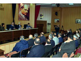 Akdeniz Belediyesi Uyuşturucuya Savaş Açtı