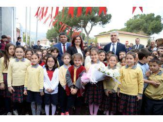 Başkan Çerçioğlu, Çanakkale Müzesini Koçarlı'da Açtı