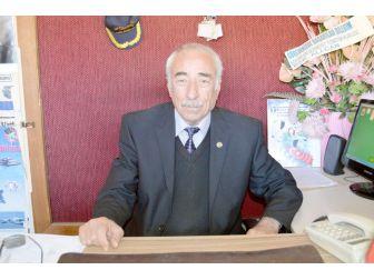 Thk Besni Şubesi Genel Kurulunu Gerçekleştirdi