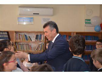 Edremit'te Kütüphaneler Haftası Kutlandı