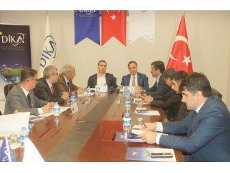 Osb'nin Enerji Sorununu Çözecek Projenin İmzaları Atıldı