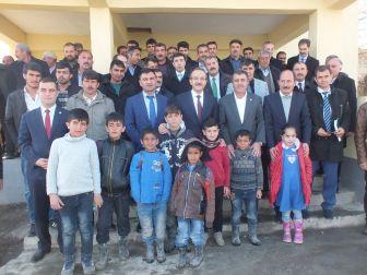 Vali Yavuz'dan Malazgirt'e Ziyaret