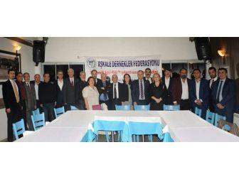 Adf'den Ekonomik İşbirliği Toplantısı