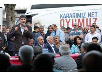 Başkan Türel'den Çakırlar Bölgesine İmar Müjdesi