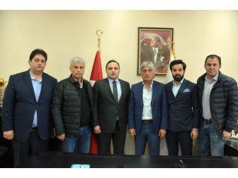 B.b.erzurumspor Teknik Direktörlüğüne Getirilen Kılıç: 'Erzurum'da Şampiyonluğu Kucaklamak İstiyoruz'