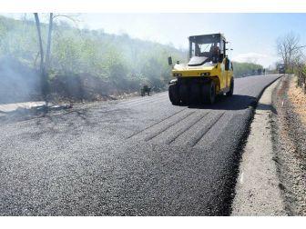 Fatsa'da Bu Yıl 110 Km Asfalt Yol Yapılacak