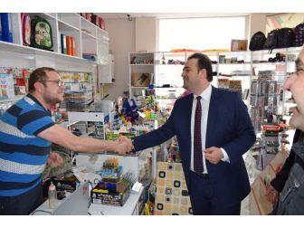 Başkan Kaynarca, Tunalı Ve Fatih Mahallelerinde Halk Oylamasını Anlattı