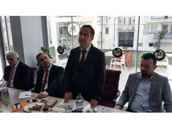İstihdam Seferberliği Sögiad Üyelerine Anlatıldı