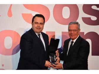 Coca-cola İçecek '3.2.1 Başla!' Projesi İle 'En Yenilikçi Sosyal Sorumluluk Ödülü'nü Kazandı